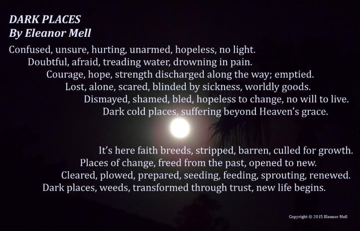 Poem Dark Places 1