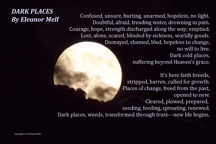 Poem Dark Places 2