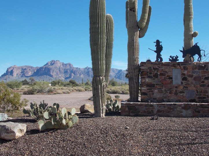Lost Dutchman Monument